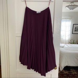 Bogdar Purple Skirt